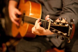 GV acoustic session