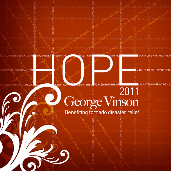 Click the image to purchase Hope 2011 at CD Baby